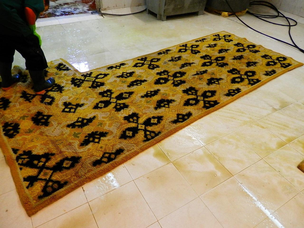 limpieza alfombras bilbao