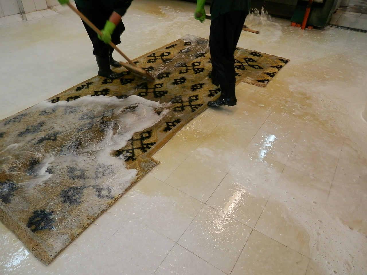 limpieza alfombras españolas