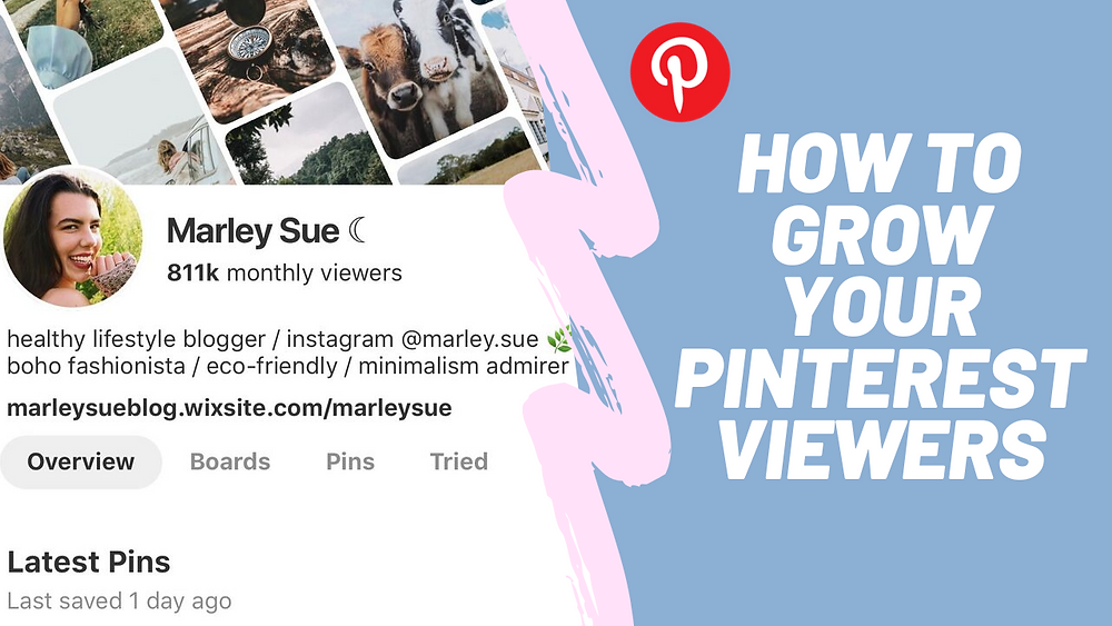 How to Grow Your Pinterest Monthly Viewers