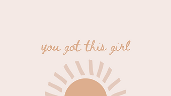 marley sue free wallpaper - you got this girl