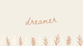 marley sue free wallpaper - dreamer (yellow).