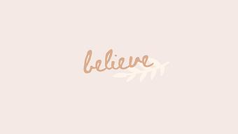 marley sue free wallpaper - believe (pink).pn