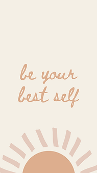 marley sue free wallpaper - be your best self (yellow).png