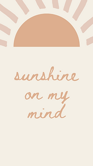 marley sue free wallpaper - sunshine on my mind (yellow).png