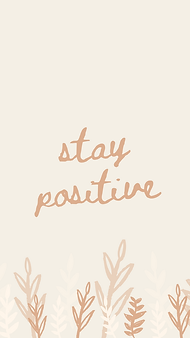 marley sue free wallpaper - stay positive (yellow).png