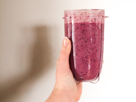 Favorite Easy Berry Smoothie