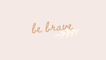 marley sue free wallpaper - be brave (pink).p