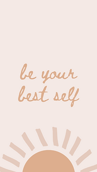 marley sue free wallpaper - be your best self (pink).png