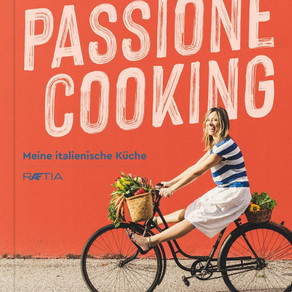 "Kochbuch-Rezension: ""Passione Cooking"" von Julia Morat"