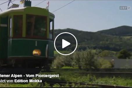 """Ausschnitt aus """"Vom Pioniergeist zur Sommerfrische"""""""
