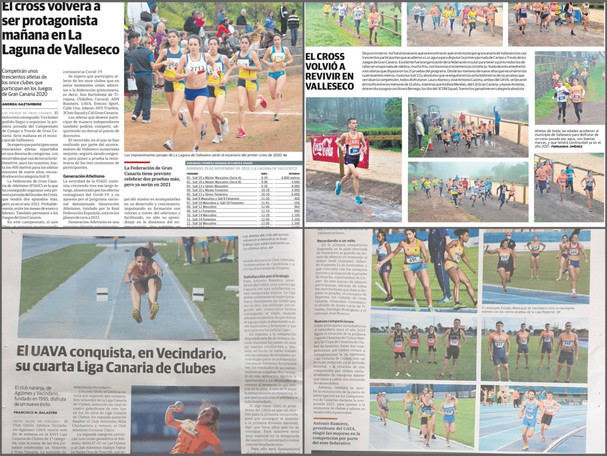 Nuestro atletismo sigue destacando