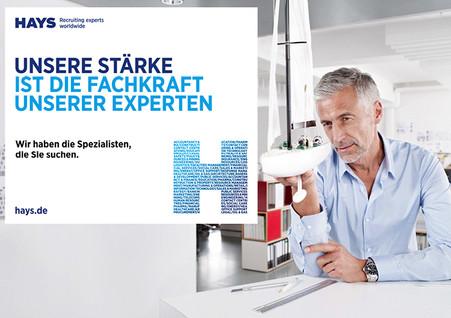 Hays AG Recruiting experts worldwide Mannheim Personaldienstleistung