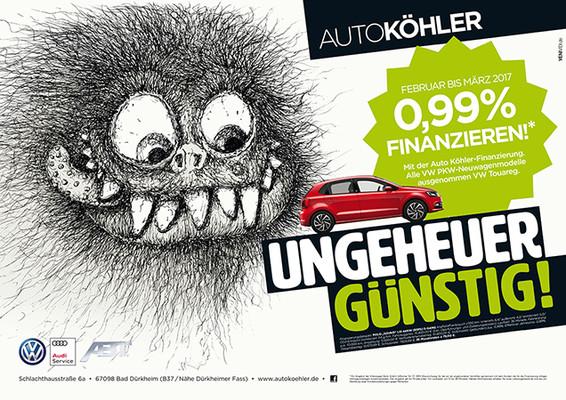 Auto Köhler Bad Dürkheim Volkswagen