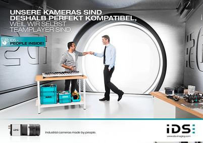 IDS Imaging GmbH Obersulm Industriekamera