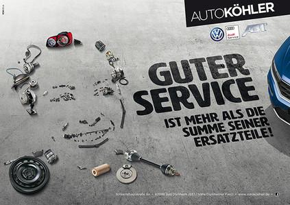 Auto Köhler Bad Dürkheim Volkswagen Audi Service VW Nutzfahrzeuge