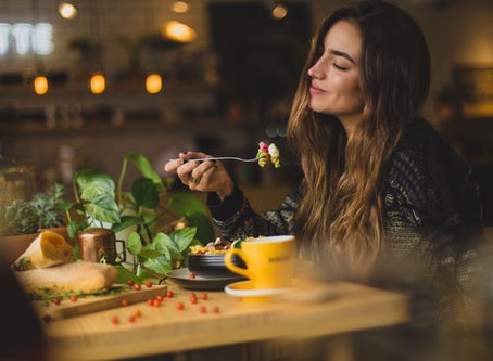How you eat reveals a lot about you