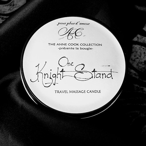 One Knight Stand Travel Massage Candle