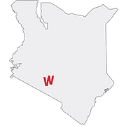 Kenya with V Locations.tif