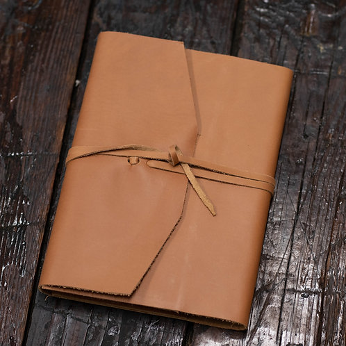 Gichagi Leather Journal