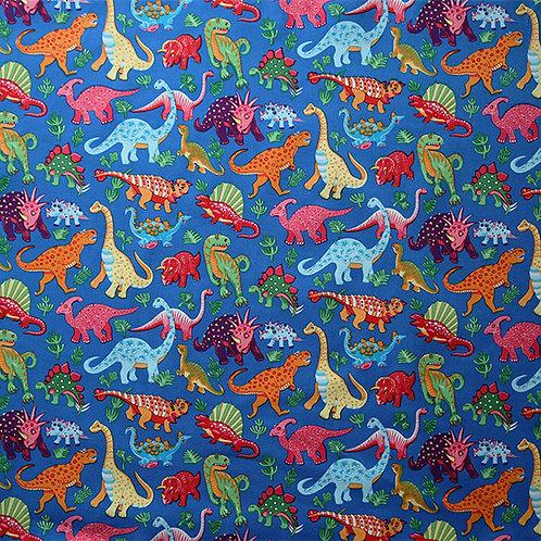 Dinosaurs Blue