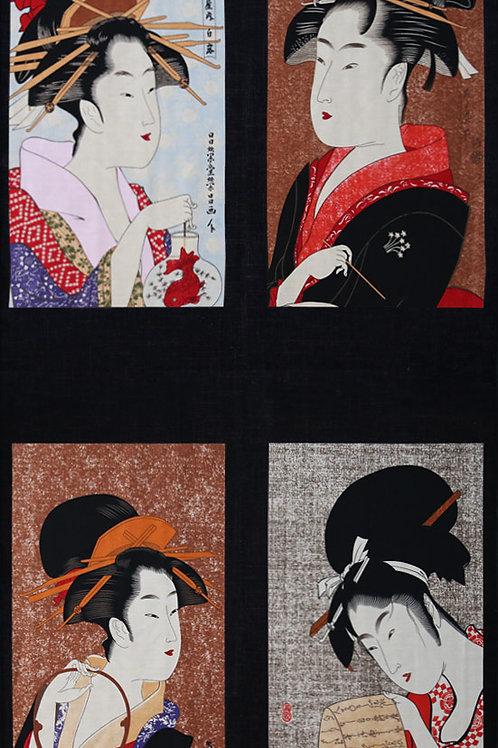 4 Geisha Panel A