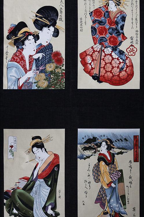 4 Geisha Panel B
