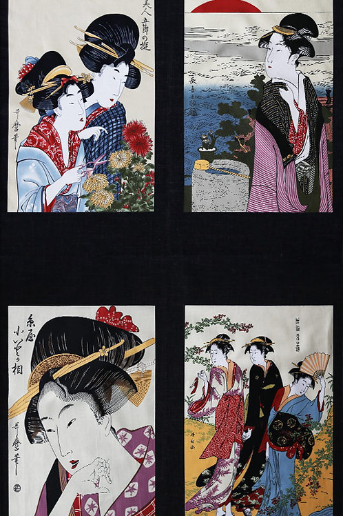 4 Geisha Panel C