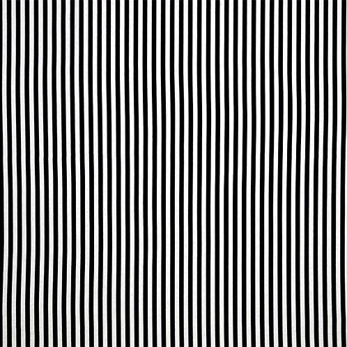 Black and White Clown Stripes