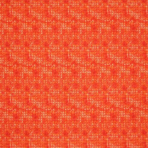 Orange Gradient Squares