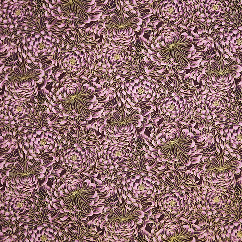 Burgundy Chrysanthemum