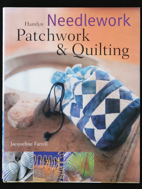 Hamlyn Needlework- Patchwork and Quilting