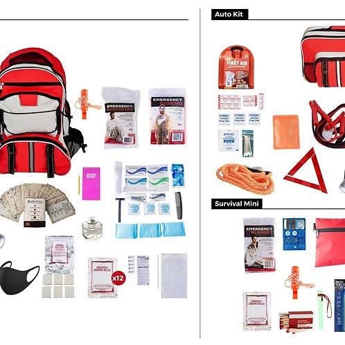 Preparedness Package 1 (SKXK, SKAK, SKMK)