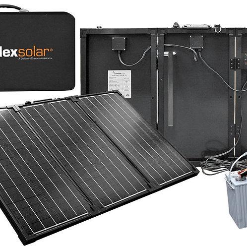 Portable Solar Chraging Kit