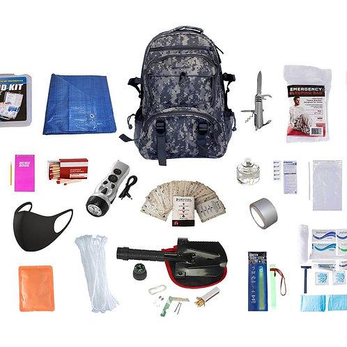 Hunter's Deluxe Survival Kit (72+ Hours)