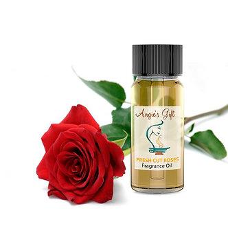 Fragrance Oil -Fresh Cut Roses