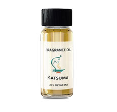 Satsuma fragrance oil