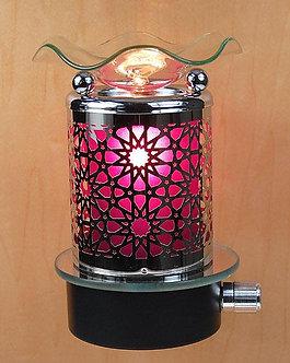 Tin Fan Plugin Oil Warmer