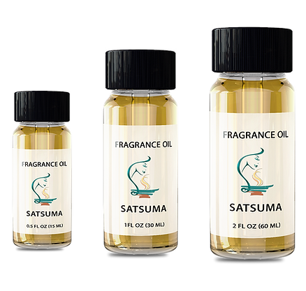 satsuma fragrance oil, home fragrance oil, aroma oil