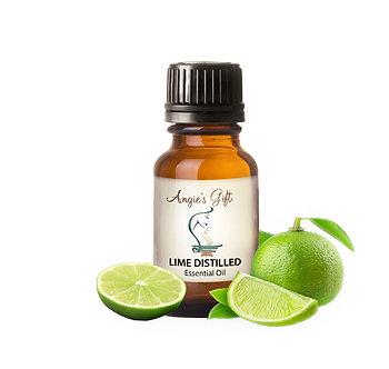Essential Oils -Lime (Distilled)
