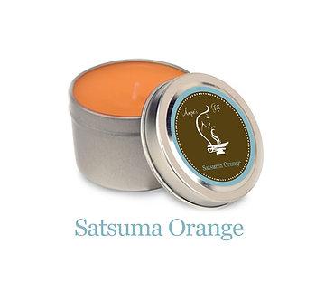Container Candle - Satsuma
