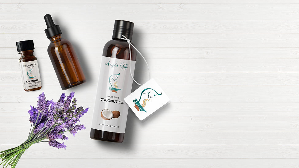 Angie's Gift | Pure Grade Oils | Essential and Carrier Oils