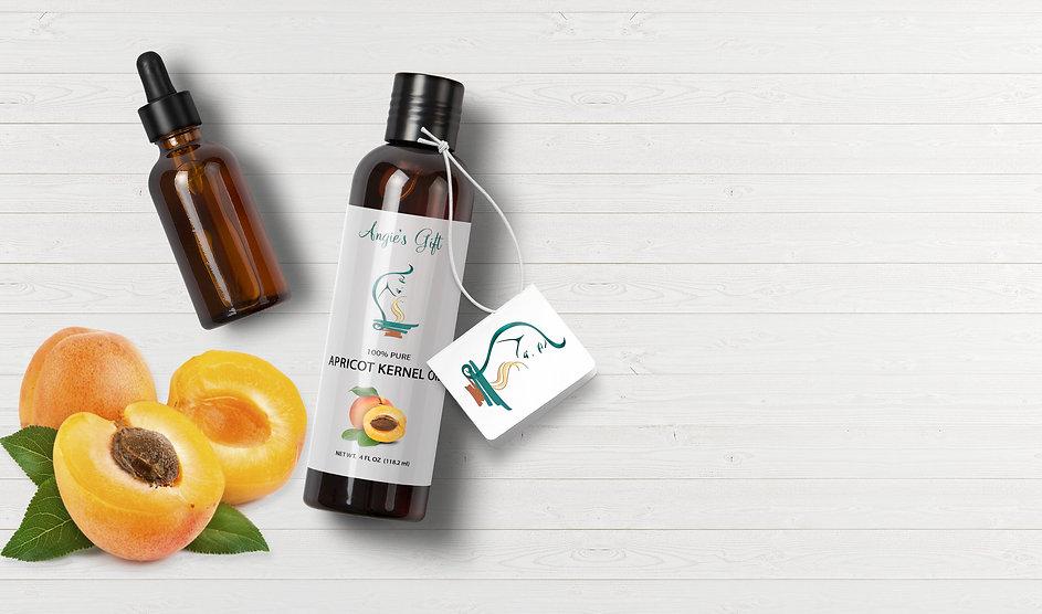 organic apricot kernel carrier oil, apricot kernel massage oil, cold-pressed avocado kernel carrier oil