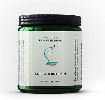 Knee and Joint Pain-Free Salve (Sample)
