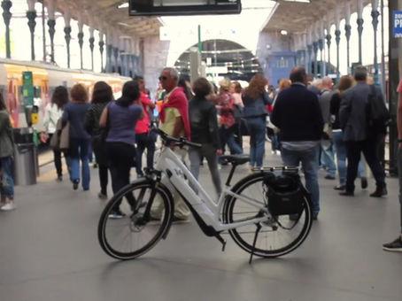 Oporto São Bento Station