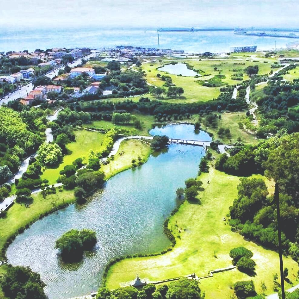 view of Porto City Park