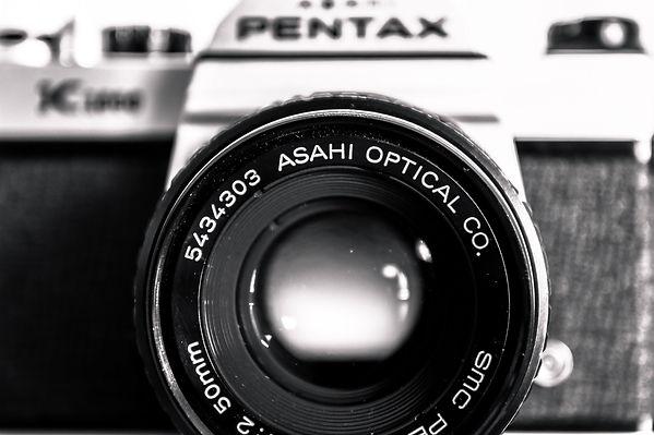 My Original Pentax K1000