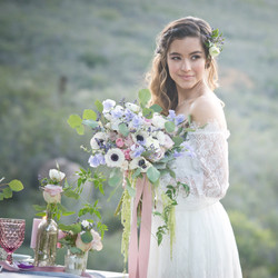 Dreamy Bridal Look