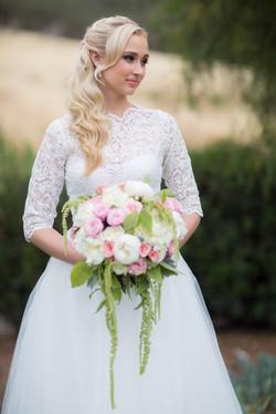 Classic Bridal Hair /Makeup