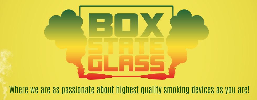 Colorado Smoking Glass
