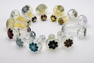 Hand Pipes, Bowl, Glass Pipe